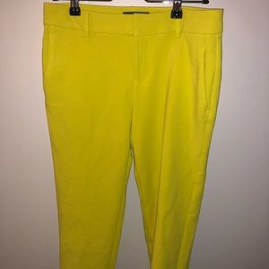 OLD NAVY mid rise pants size 2